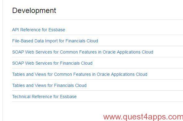Oracle Enterprise Repository - quest4apps