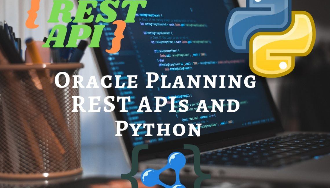 Python and EPM REST APIs - quest4apps